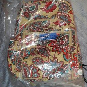 New! Vera Bradley backpack
